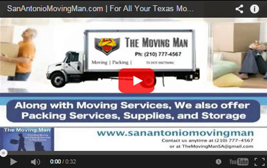 Moving and Packing Services