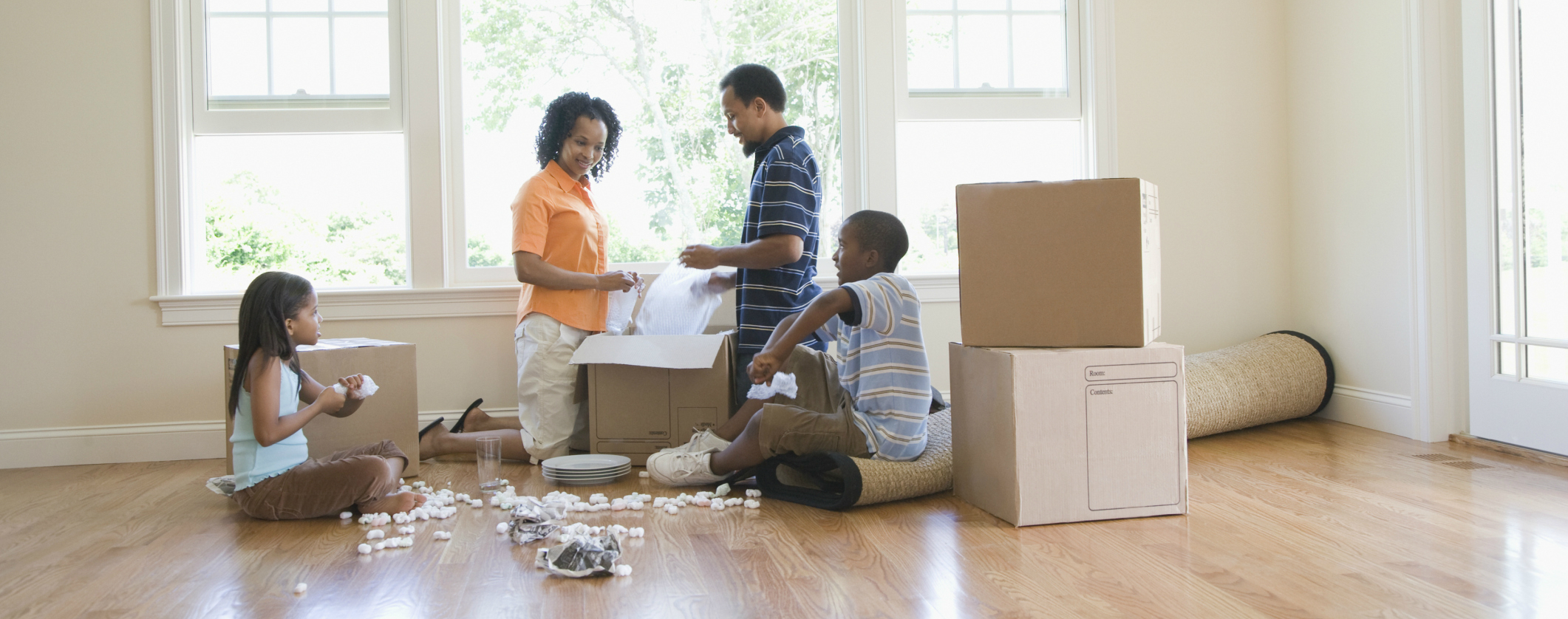 Residential Movers in San Antonio