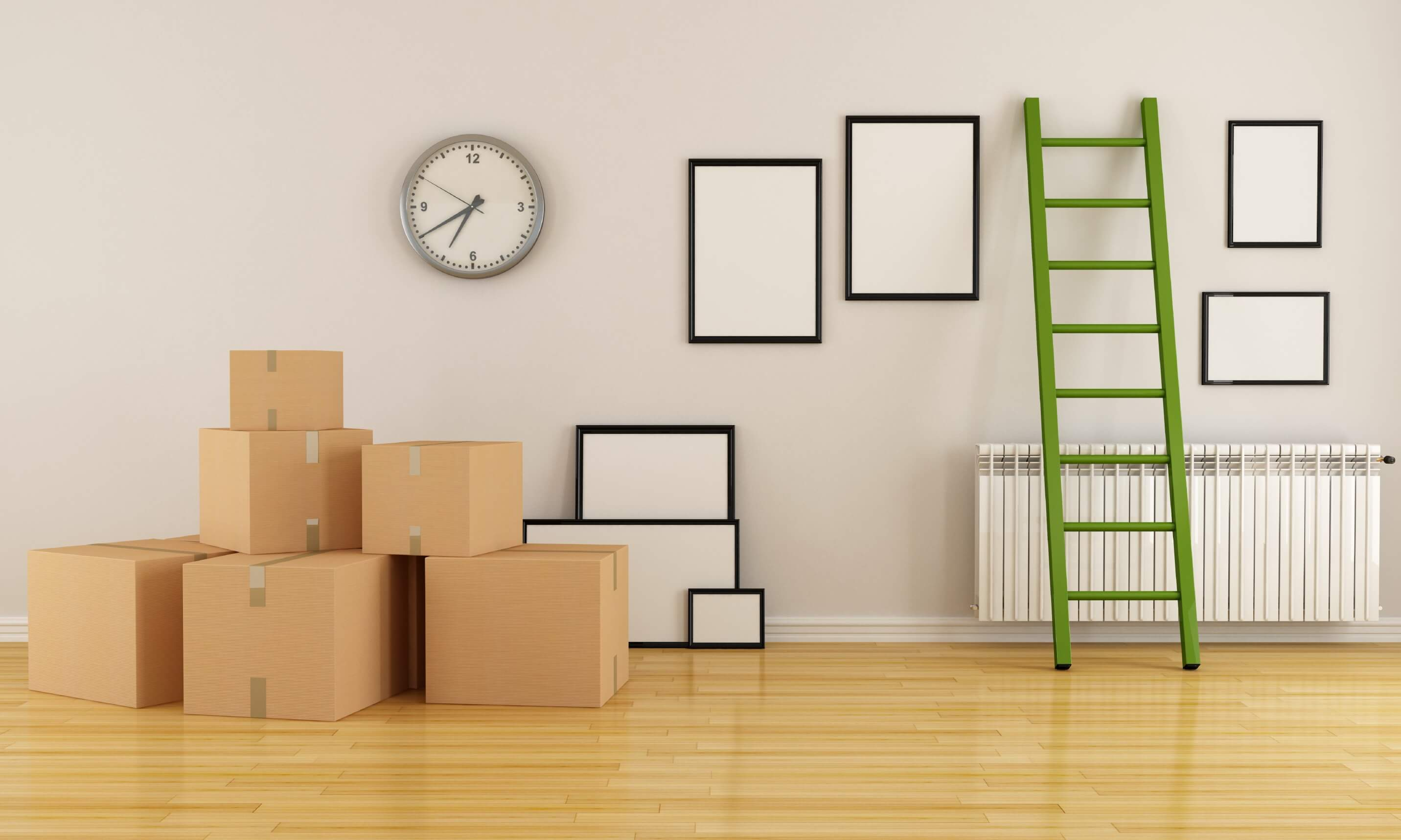 Residential Moving and Packing Services in San Antonio